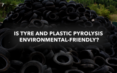 Is Tyre and Plastic Pyrolysis Environmental-Friendly?